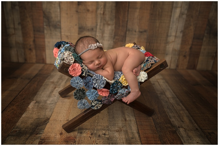 posed baby clearwater photography